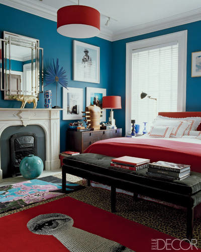 Best Elle Decor Feature Contemporary Bedroom New York This Month