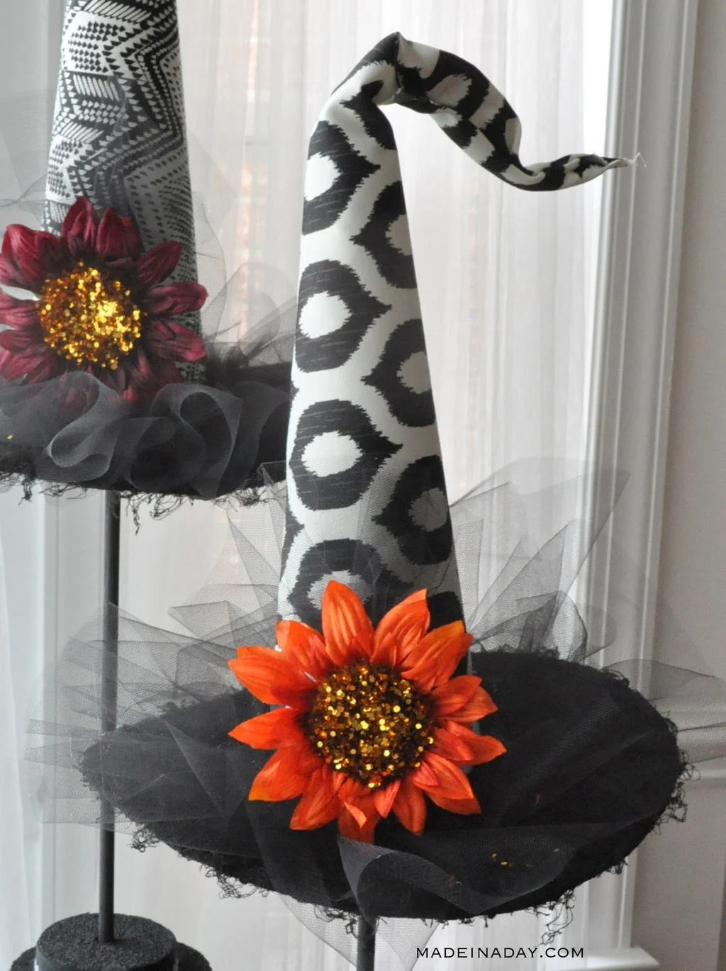 Best Decorative Halloween Witch Hats This Month