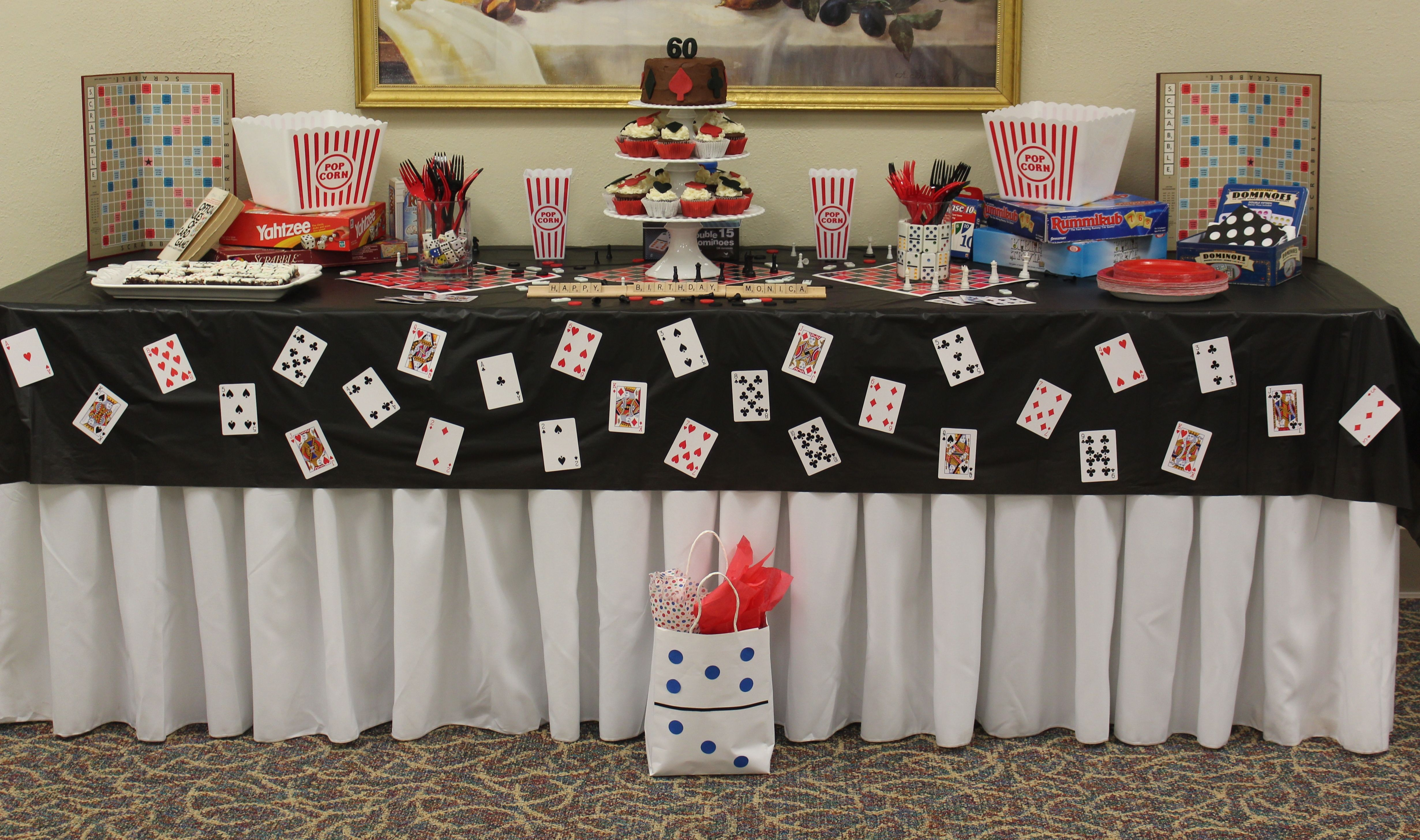 Best Game Night Birthday Party Board Game Party Ideas Pinterest This Month