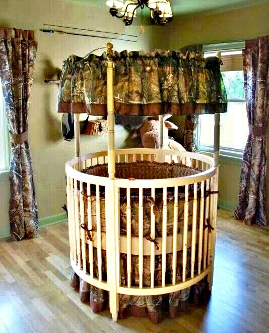 Best Mommy And Daddy I Need This Realtree Camo Baby Nursery This Month