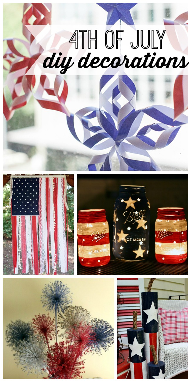 Best Diy 4Th Of July Decorations My Life And Kids This Month