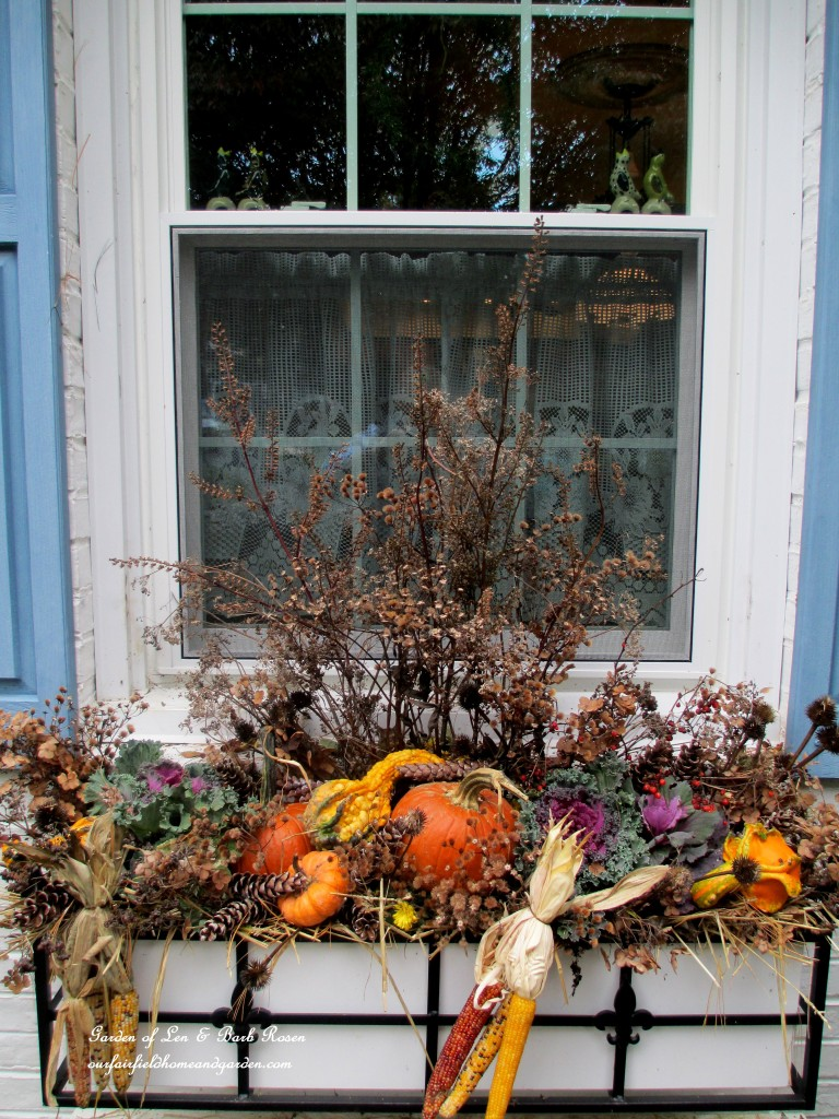 Best Fall Decorating At Our Fairfield Home Garden Our This Month