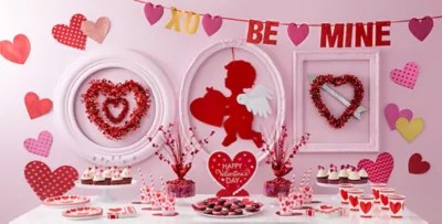 Best Valentine S Day Decorations Party City This Month