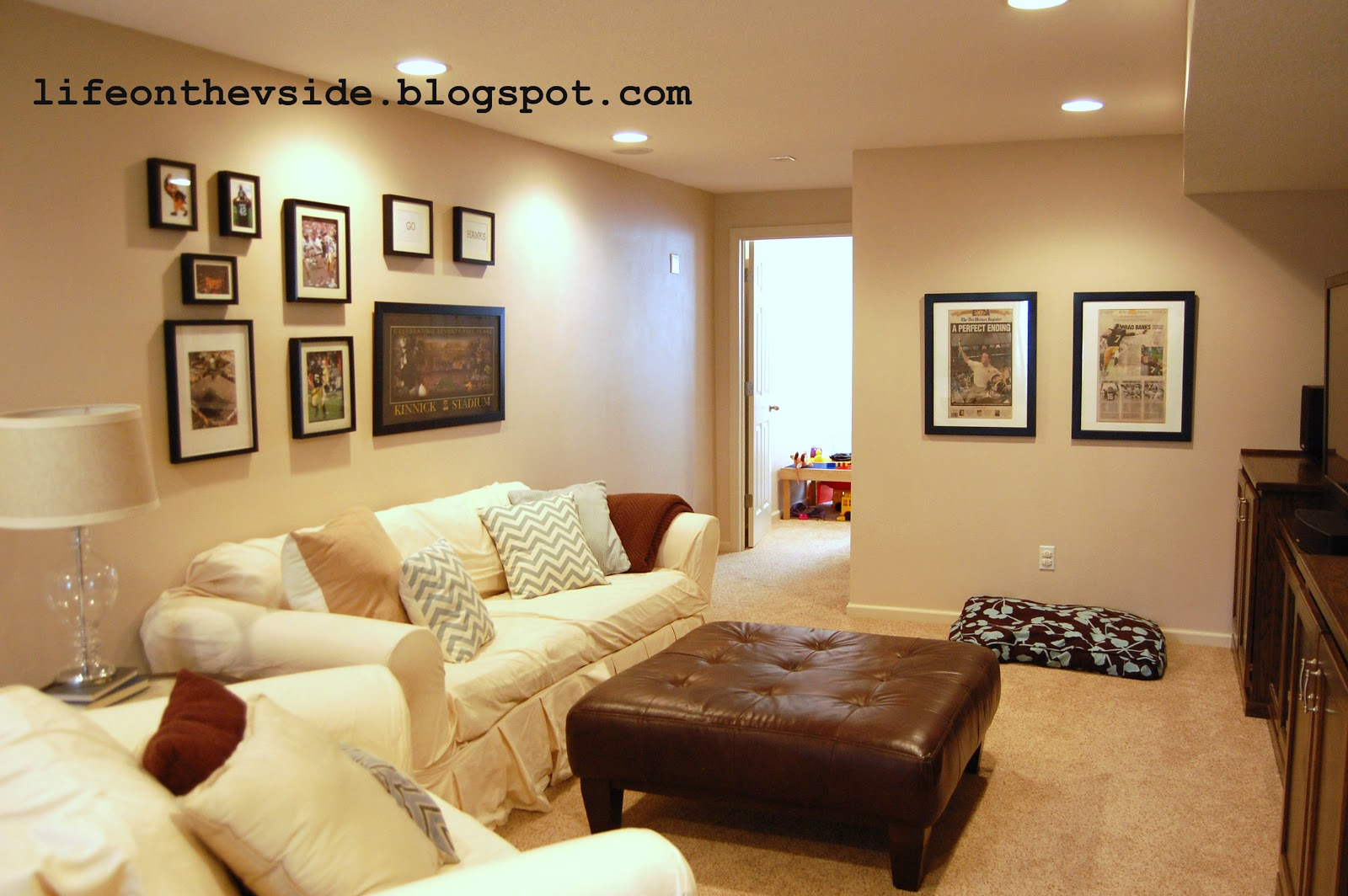 Best On The V Side Basement Decor Updates Finally This Month