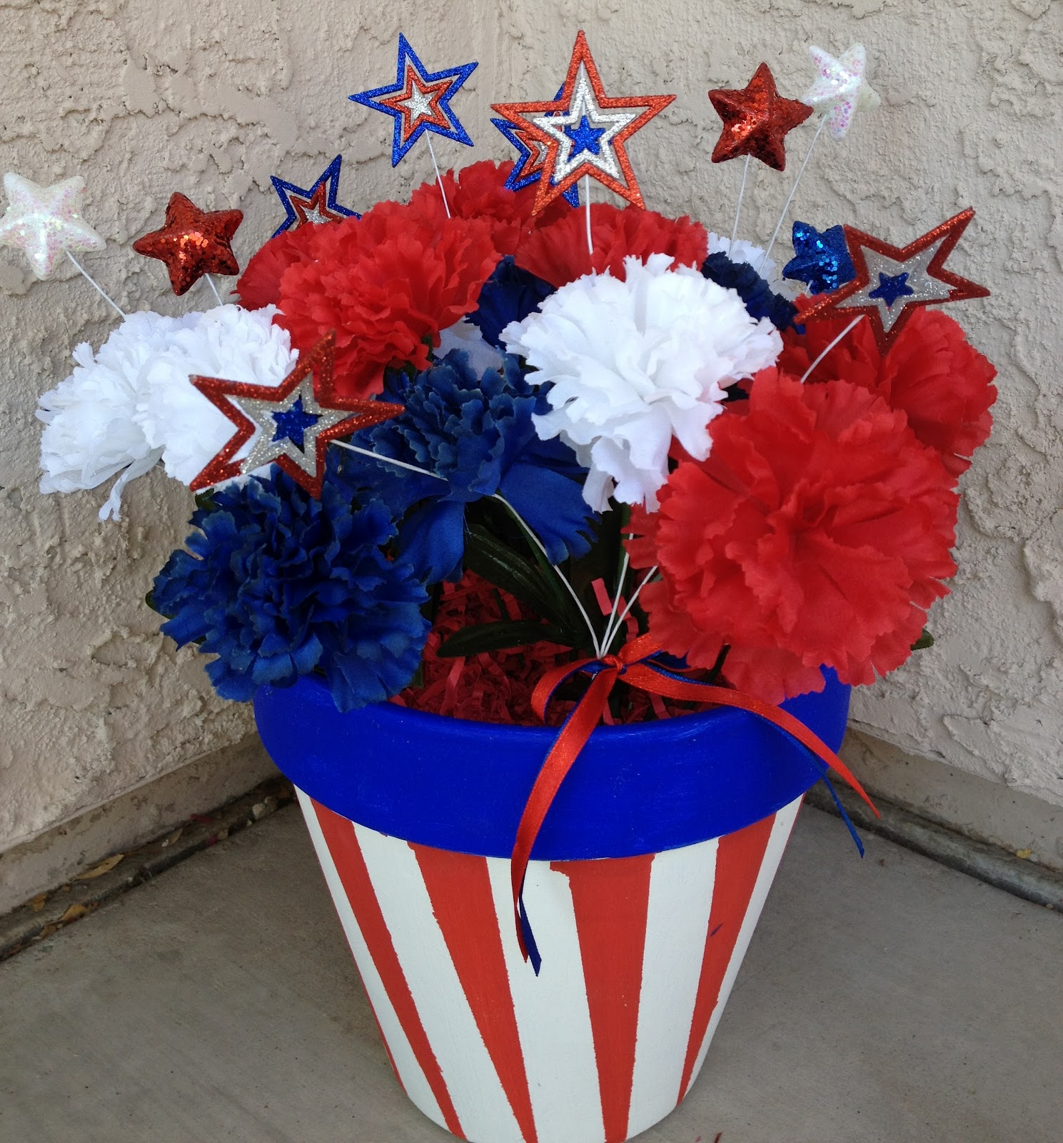 Best The Busy Broad 4Th Of July Decor This Month