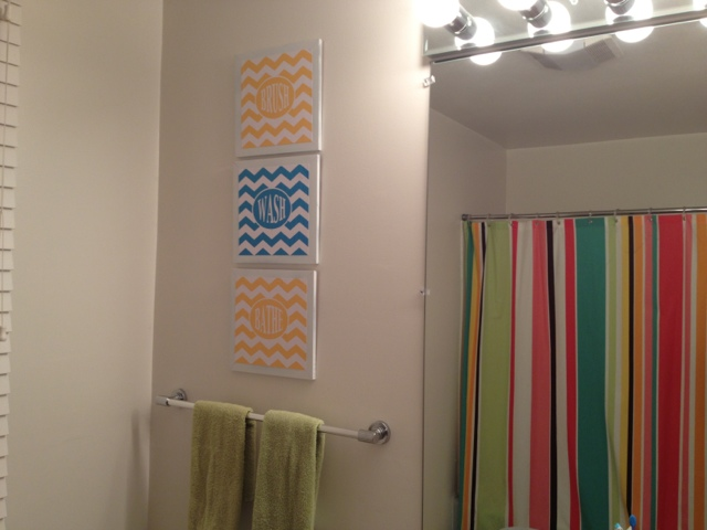 Best Two It Yourself Diy Kids Guest Bathroom Wall Decor Free This Month