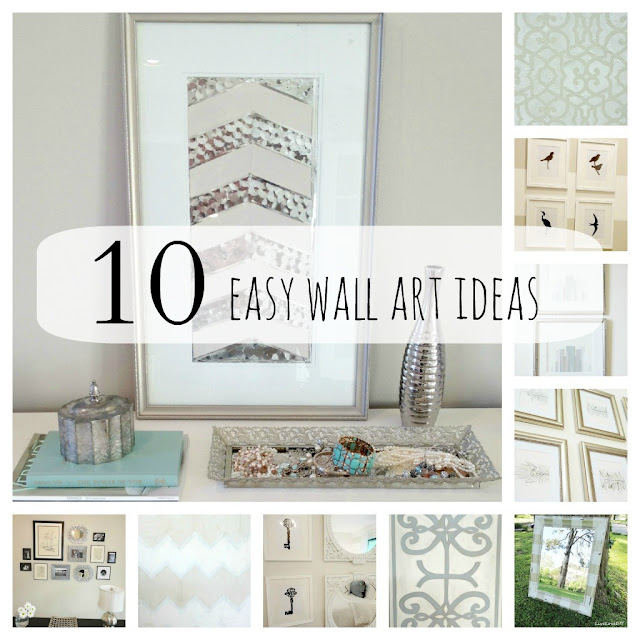 Best Easy Diy Wall Art Ideas Simple Home Decoration This Month