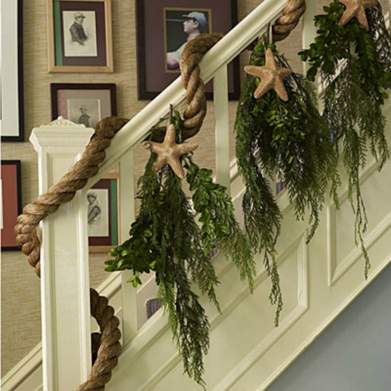 Best 10 Ways To Coastal Holiday Decorating This Month