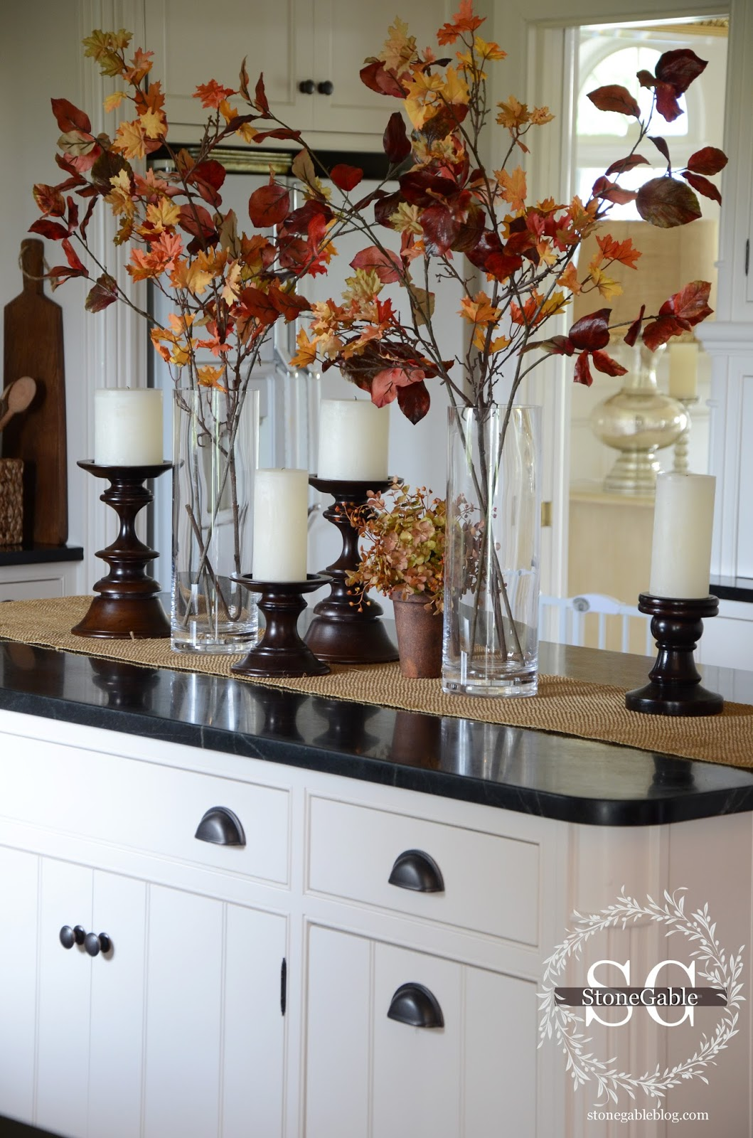 Best All About The Details Kitchen Home Tour Stonegable This Month