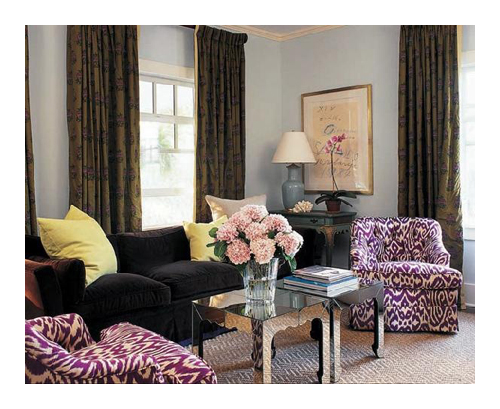 Best Trinity Uptown Window Coverings Fabric Fascination Ikat This Month