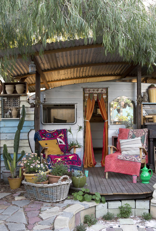 Best Boho House On Wheels S T A R D U S T Decor Style This Month