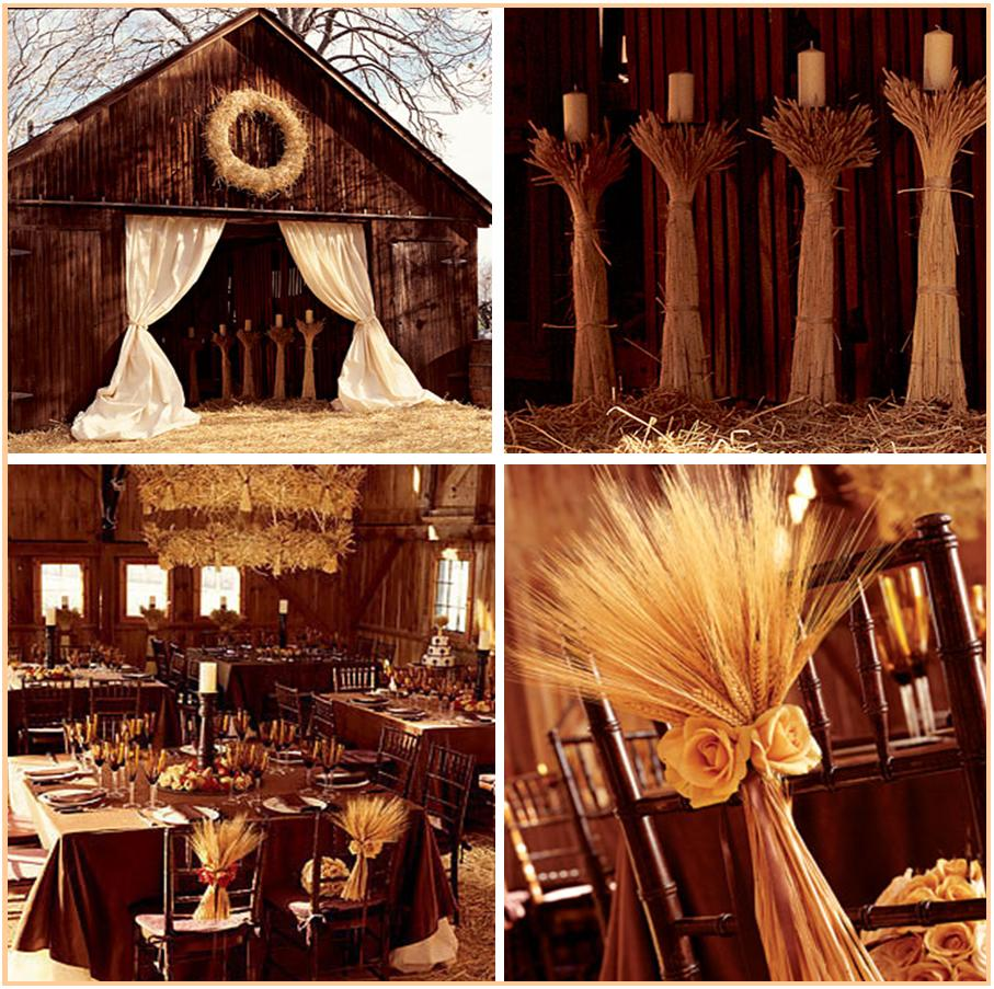 Best All That Glitz Glamour Your Fall Harvest Wedding This Month