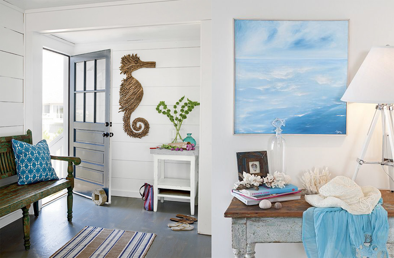 Best Coastal Chic Beach Homes – Brewster Home This Month