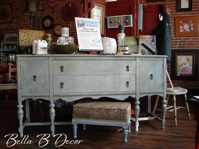 Best The Arts By Karena Bella B Decor For Annie Sloan Chalk This Month