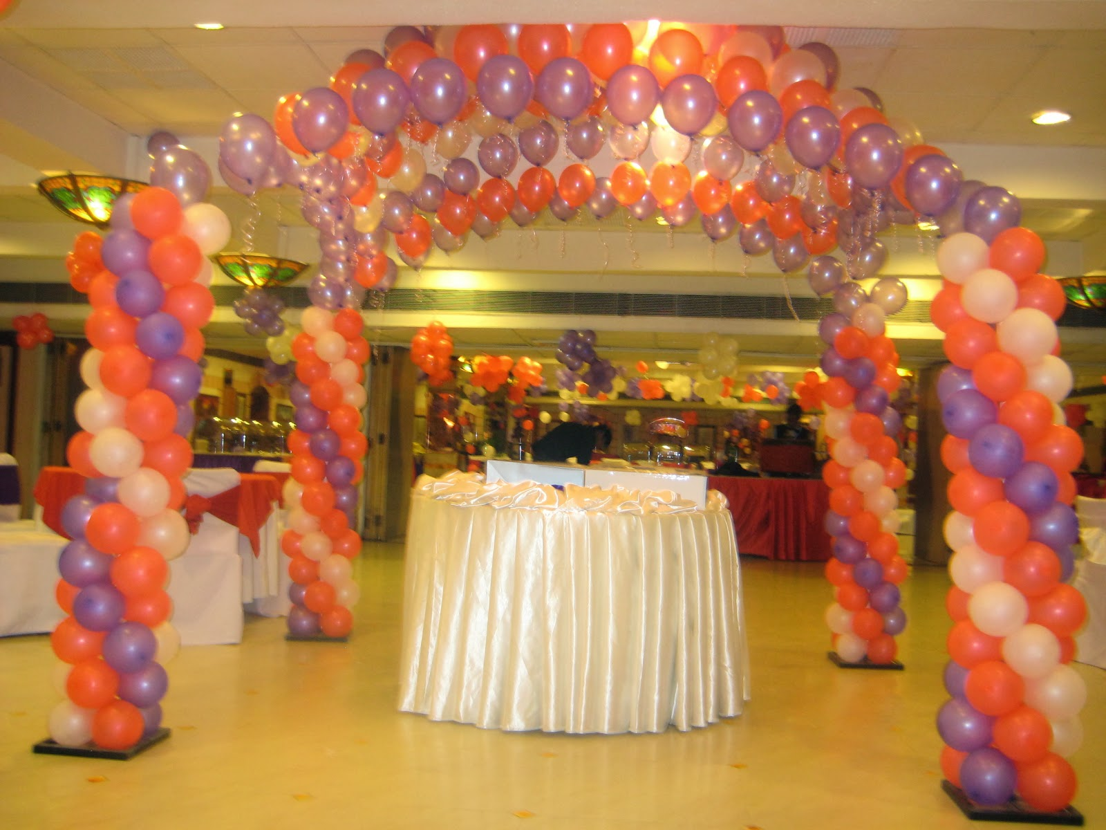 Best Cake Table Decoration Birthday Organisers Delhi Cake This Month