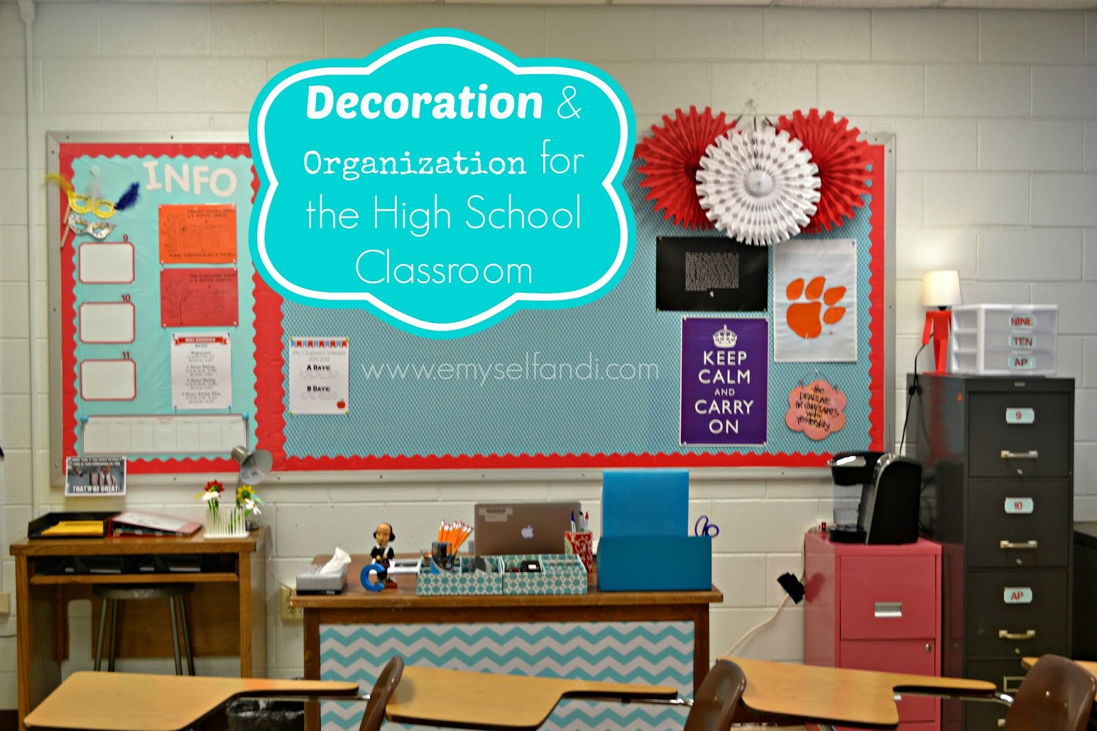 Best E Myself And I Teaching Tuesday Decoration And This Month