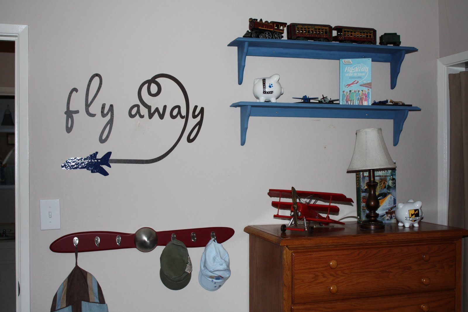 Best Cynde S Place Airplane Bedroom This Month