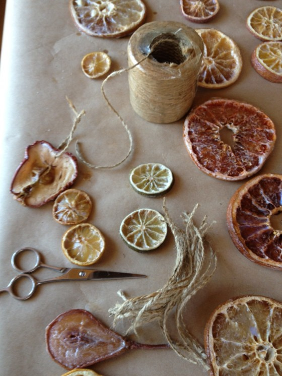 Best Making Dried Fruit Christmas Ornaments This Month
