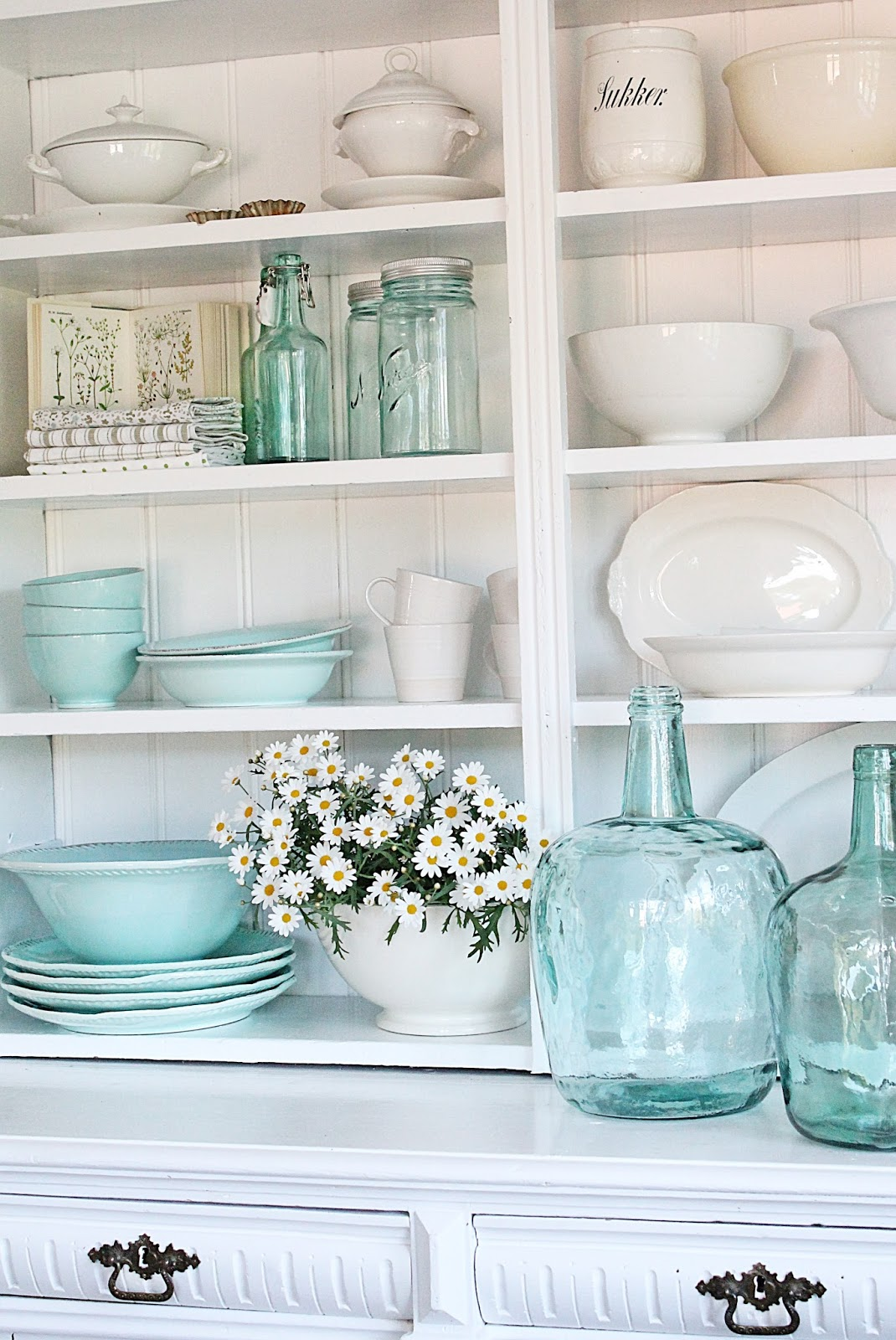 Best Vibeke Design In Love With Aqua This Month