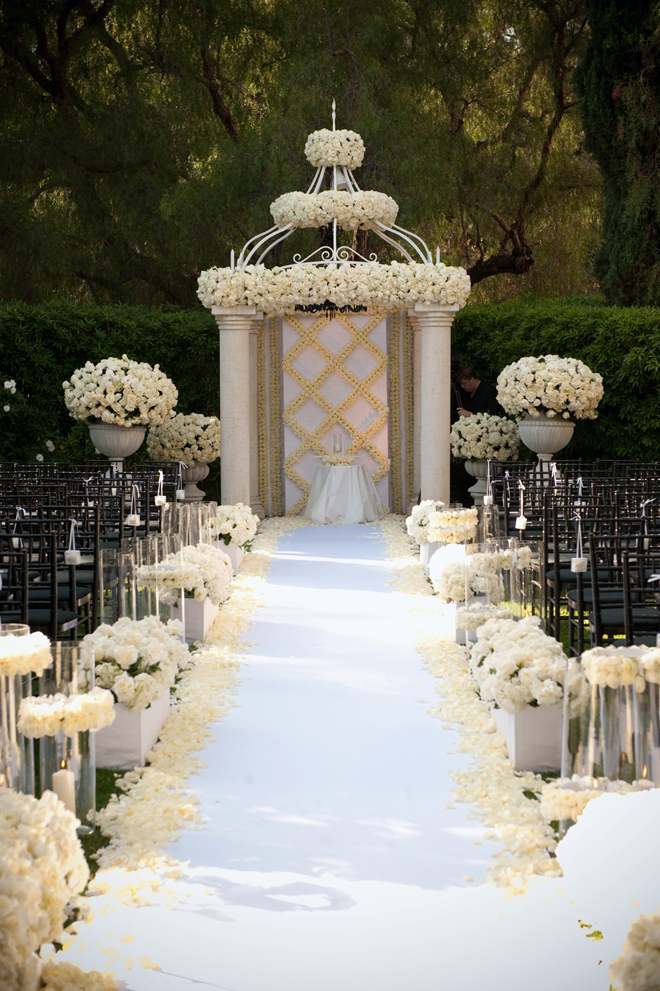 Best Wedding Ceremony Decoration Ideas With 50 Stunning Wedding This Month