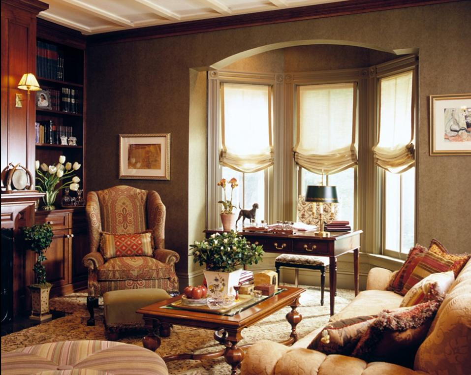 Best Delorme Designs Roman Shades This Month