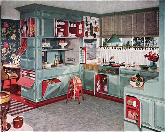 Best Whispered Whimsy Vintage I Will Have A Retro Kitchen This Month