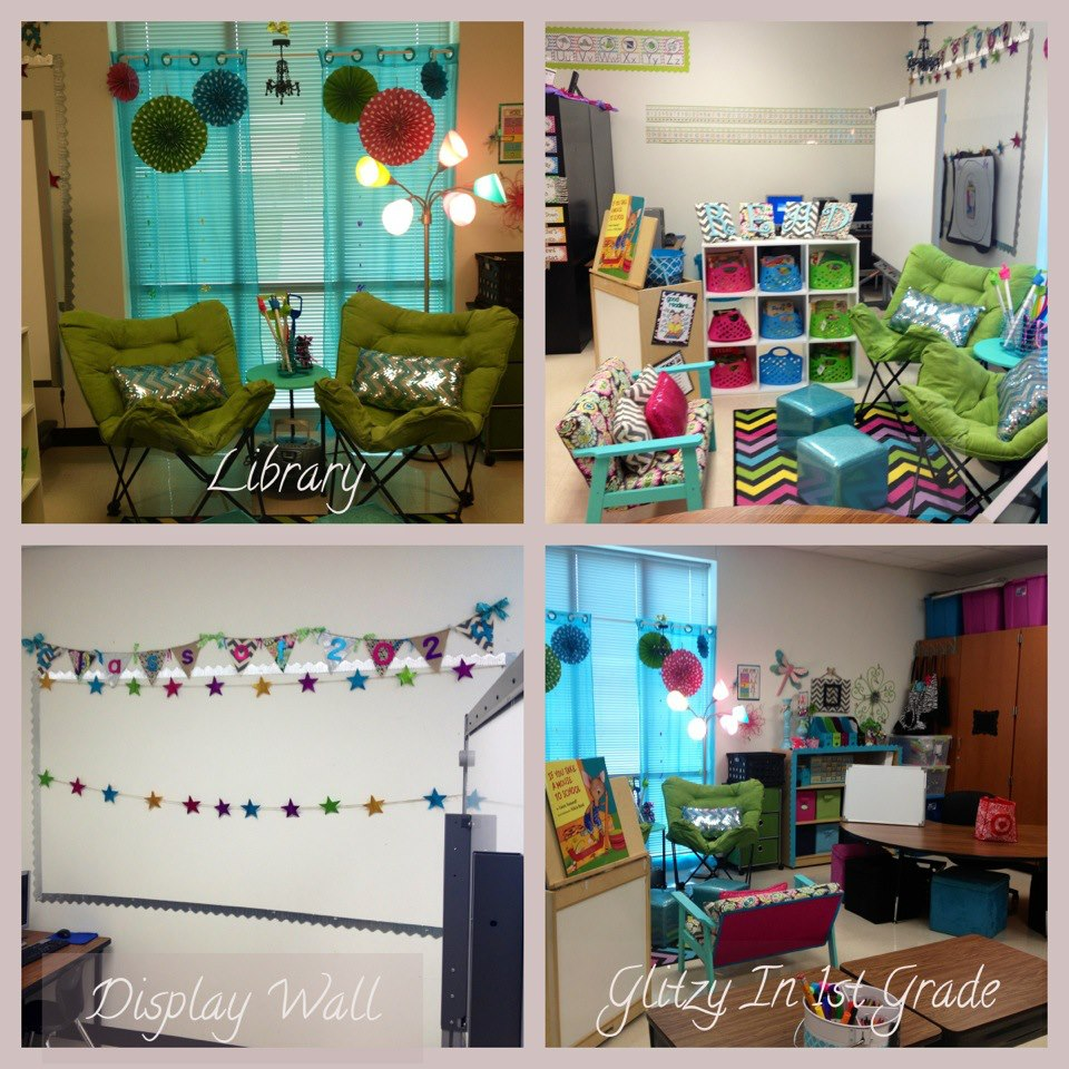 Best Glitzy In 1St Grade 2012 13 Classroom Decor This Month