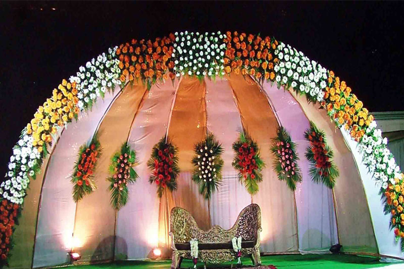 Best Beautiful Wedding Set Up Wedding Bells This Month