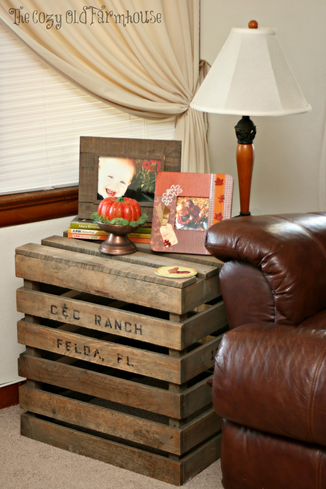 Best The Cozy Old Farmhouse Farmhouse Fall Decor Part 2 This Month