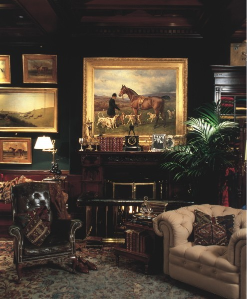 Best Eye For Design Equestrian Chic Interiors This Month
