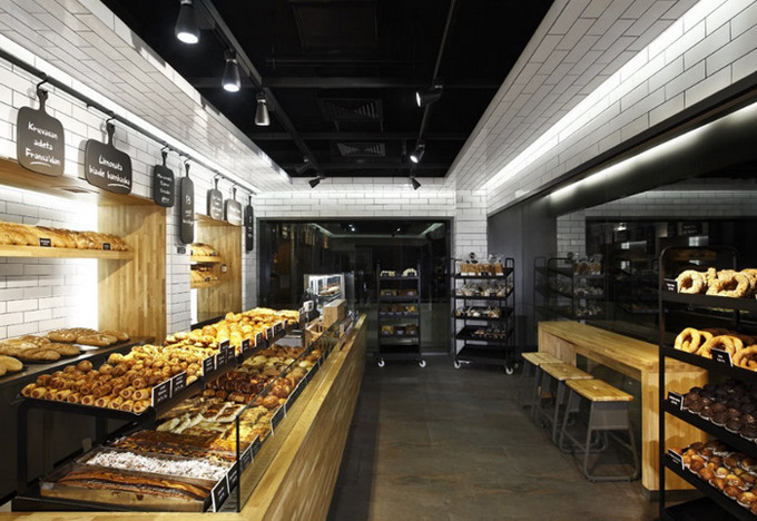 Best Nemm™ Design Lifestyle Commercial Chic Bakeries Around This Month