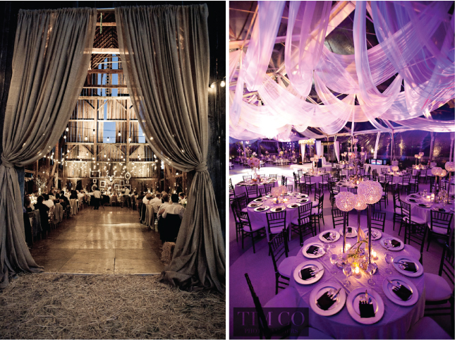 Best Fabulous Drapery Ideas For Weddings Belle The Magazine This Month