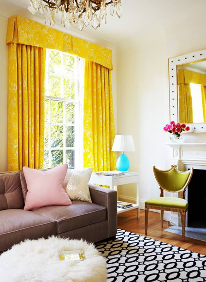 Best Modern Furniture 2013 Luxury Living Room Curtains Designs This Month