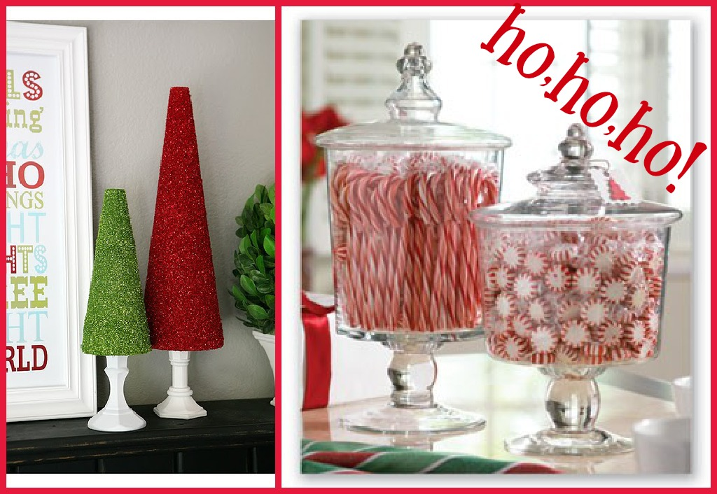 Best Beach Gypsies Dollar Store Christmas Decorating This Month