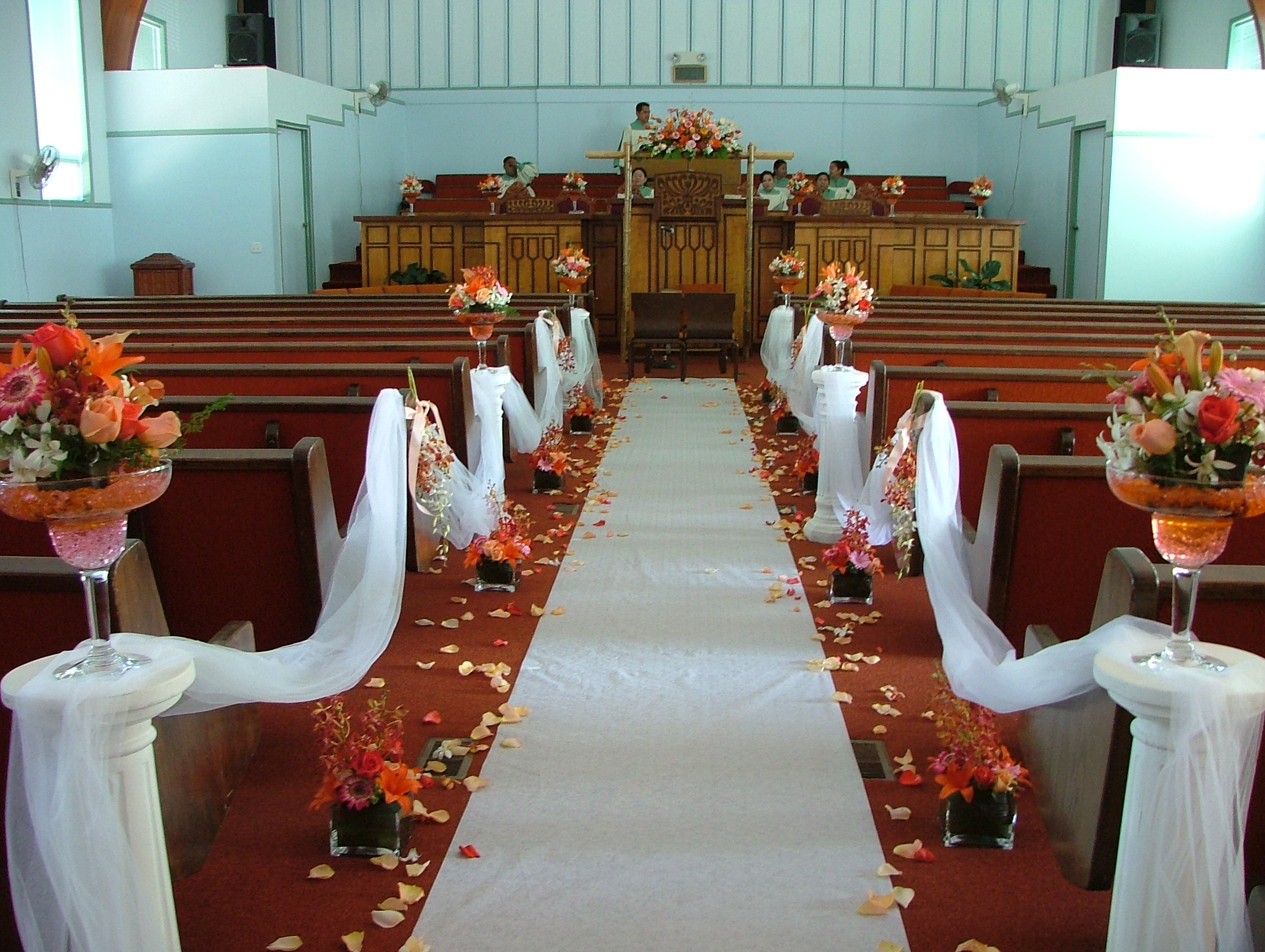 Best File Wedding Aisle Decorated1 Jpg Wikipedia This Month