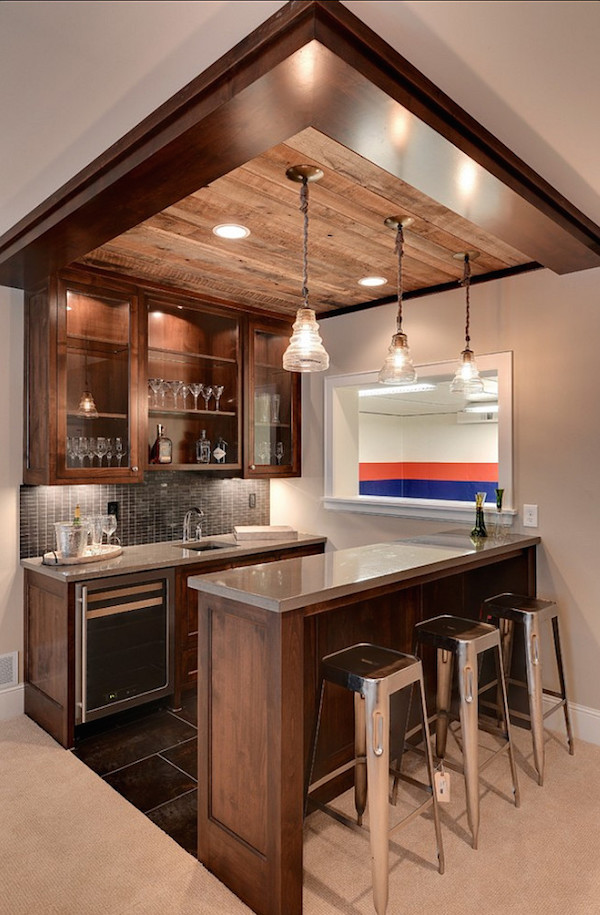 Best 25 Contemporary Home Bar Design Ideas Evercoolhomes This Month