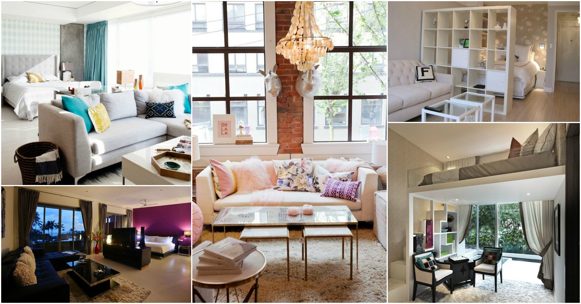 Best 15 Stylish Small Studio Apartments Decorations That You This Month