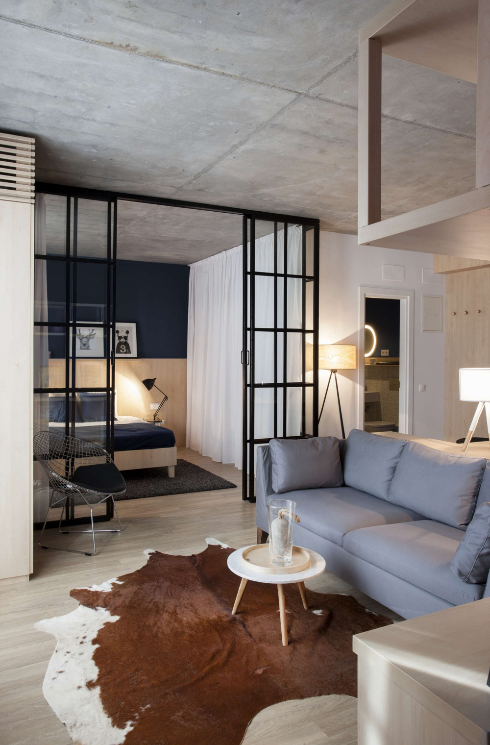 Best Cozy Industrial Apartment In Bucharest Daily Dream Decor This Month