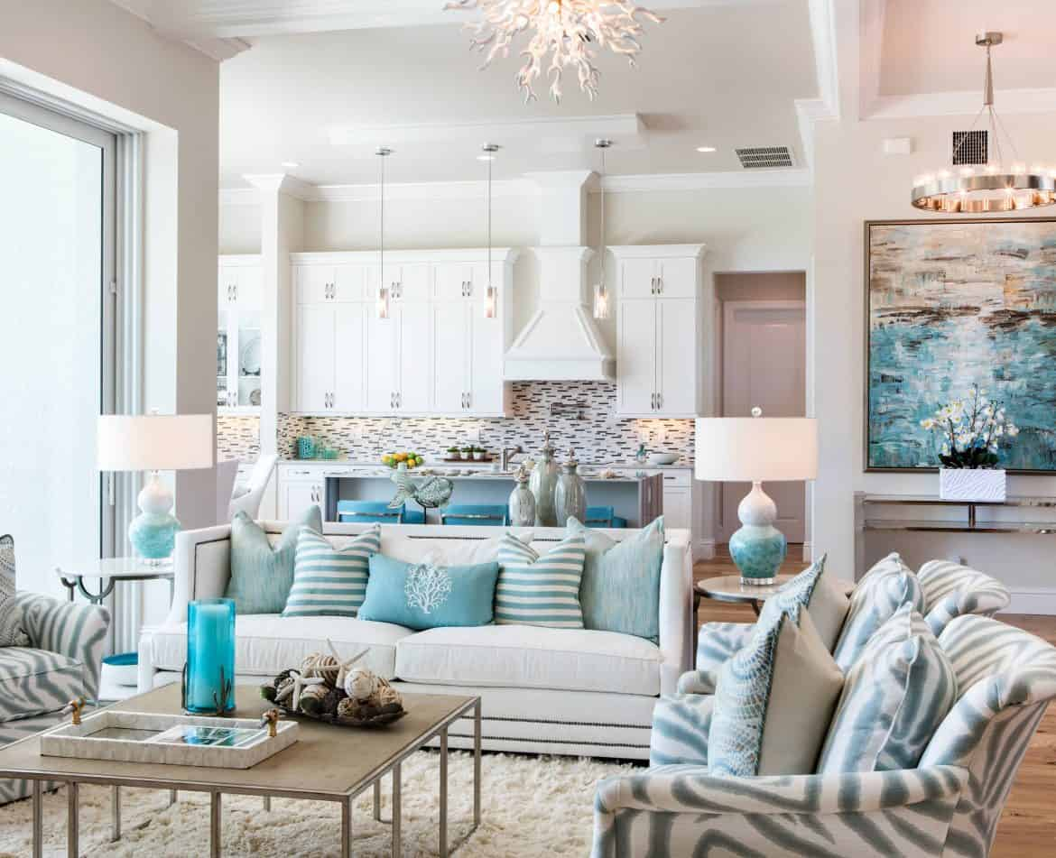 Best Coastal Decor Ideas For Nautical Themed Decorating Photos This Month