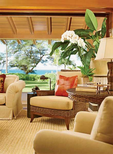Best Hawaiian Decor Aloha Style Tropical Home Decorating Ideas This Month