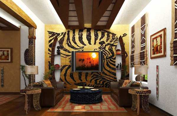 Best Exotic Trends In Home Decorating Bring Animal Prints Into This Month