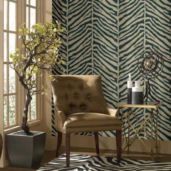 Best Exotic Home Decorating Ideas Allowing Zebra Prints To This Month