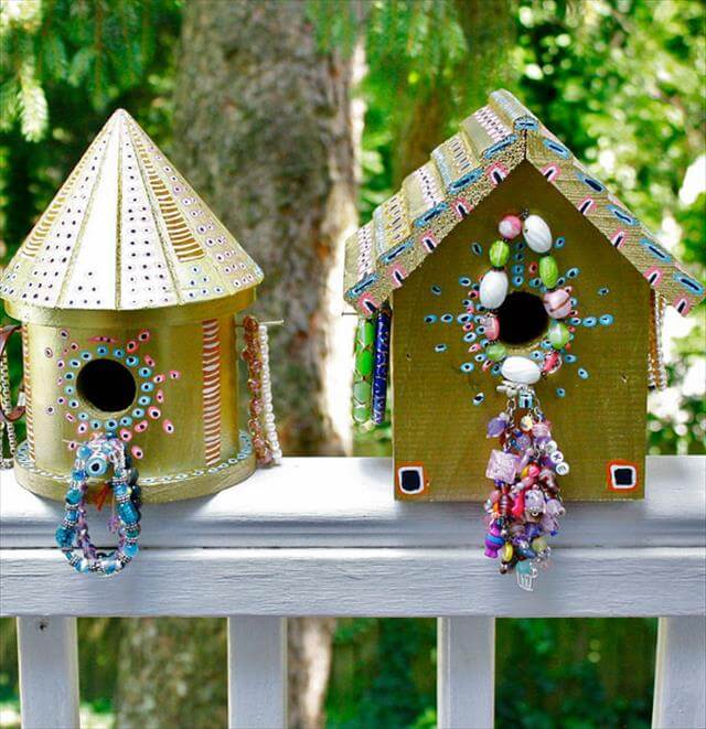 Best 9 Diy Decorative Birdhouse Ideas Diy To Make This Month