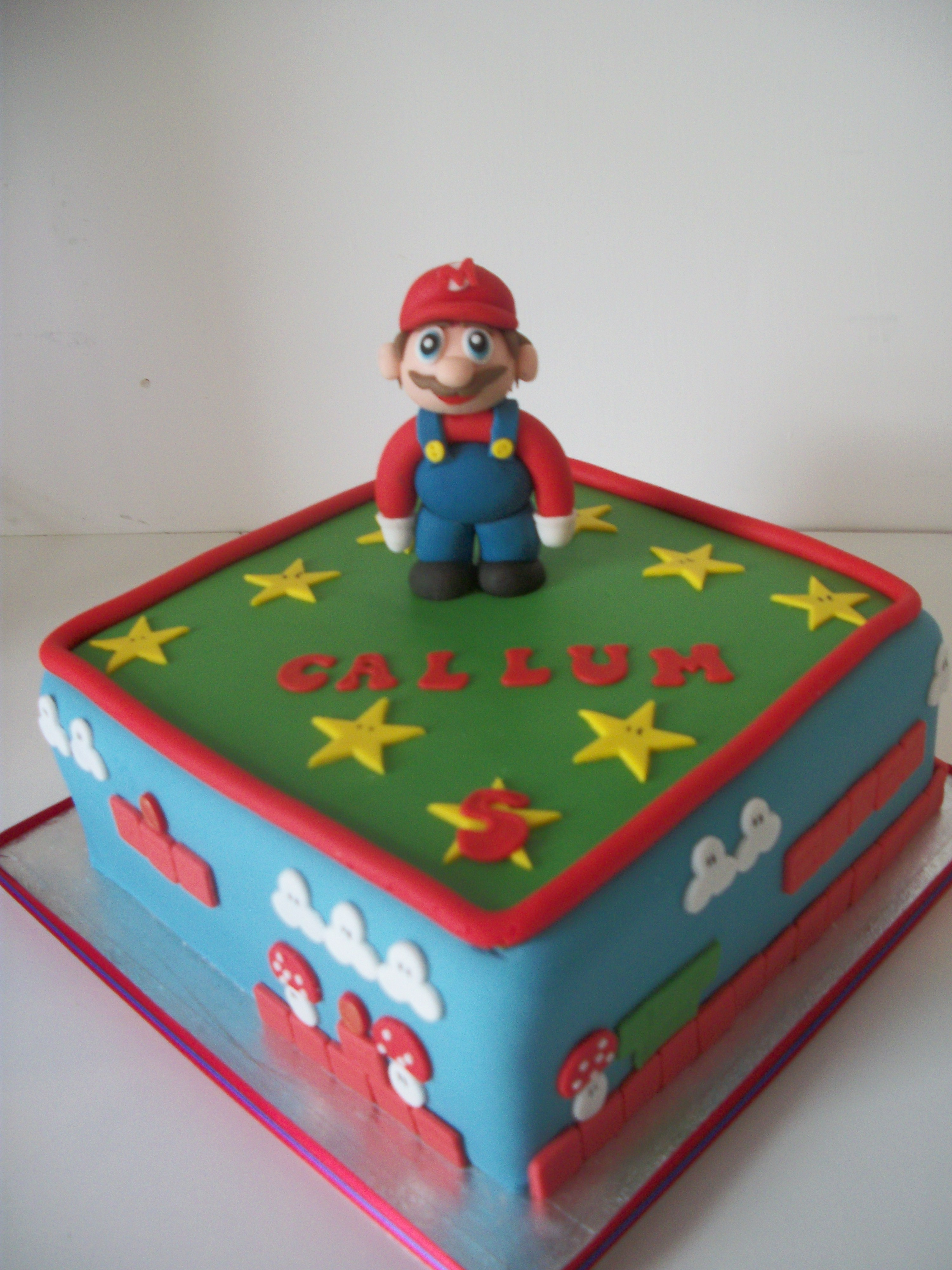 Best Mario Cakes – Decoration Ideas Little Birthday Cakes This Month