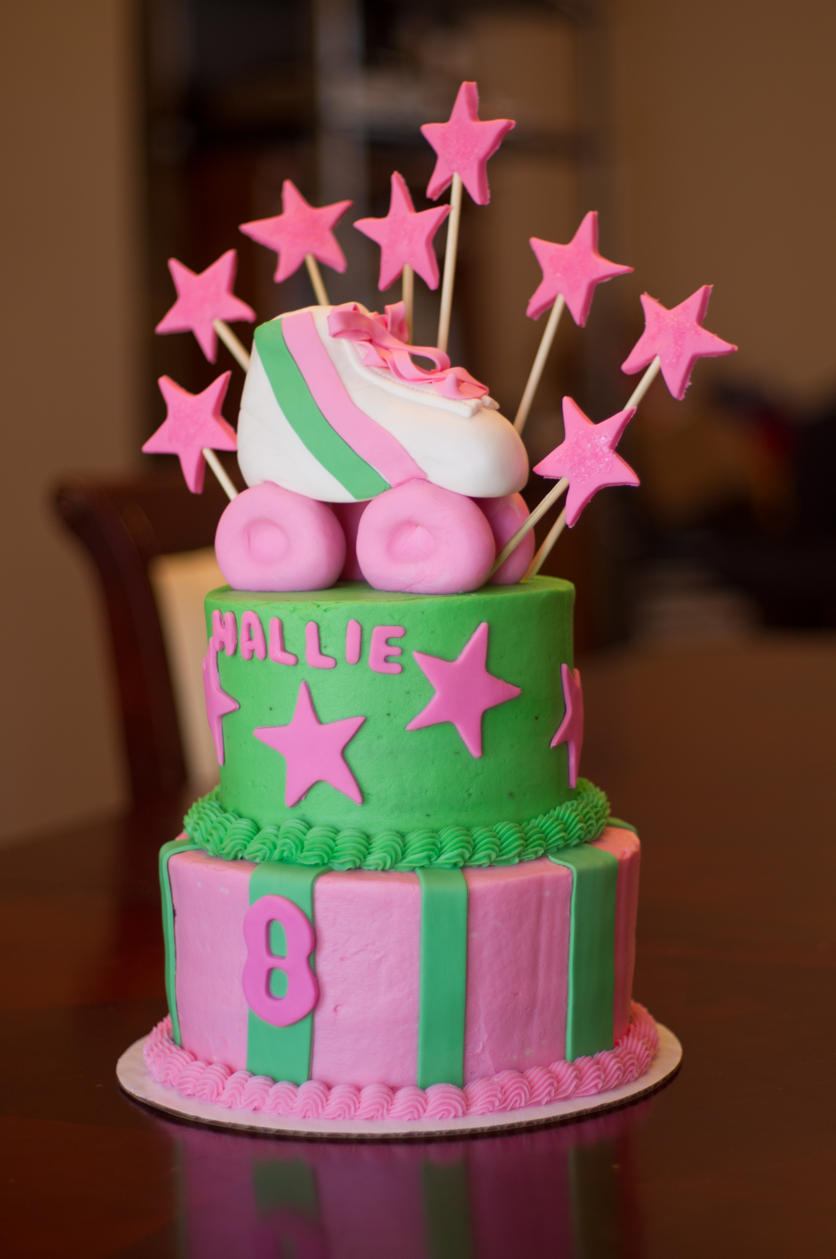 Best Roller Skate Cakes – Decoration Ideas Little Birthday Cakes This Month