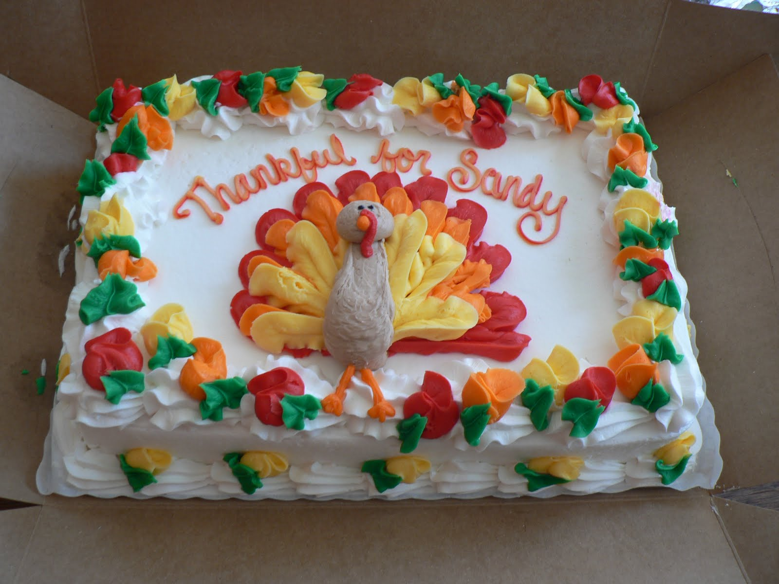 Best Thanksgiving Cakes – Decoration Ideas Little Birthday Cakes This Month