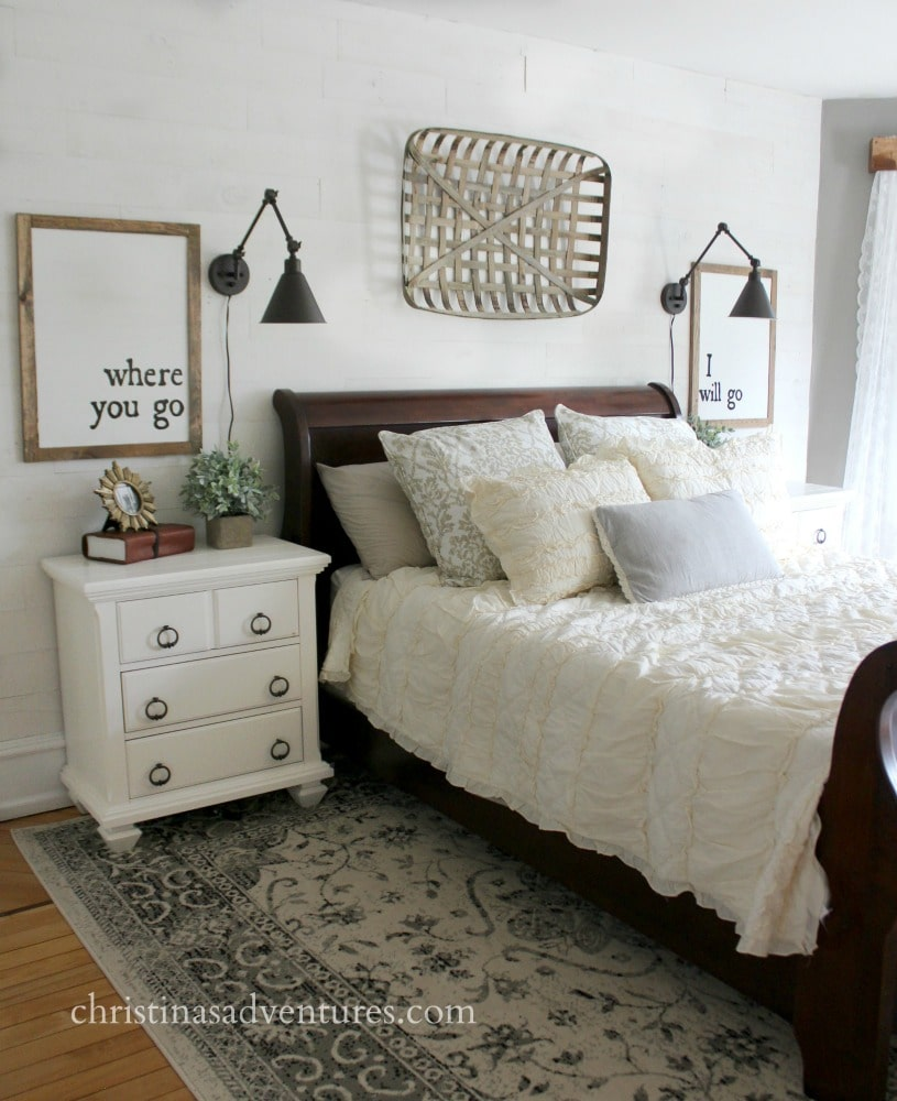 Best 15 Farmhouse Bedroom Ideas Anyone Can Replicate The This Month