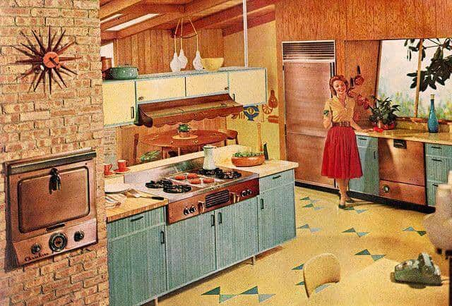 Best When Is Too Much Mid Century Modern A Bore Midmod Decor This Month