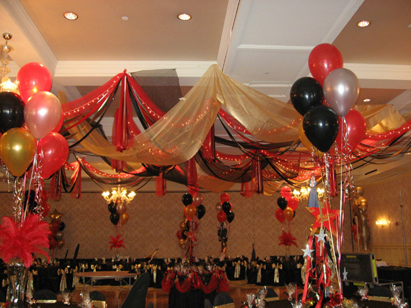 Best Balloon Ceiling Party Decorations Balloon Celebrations This Month