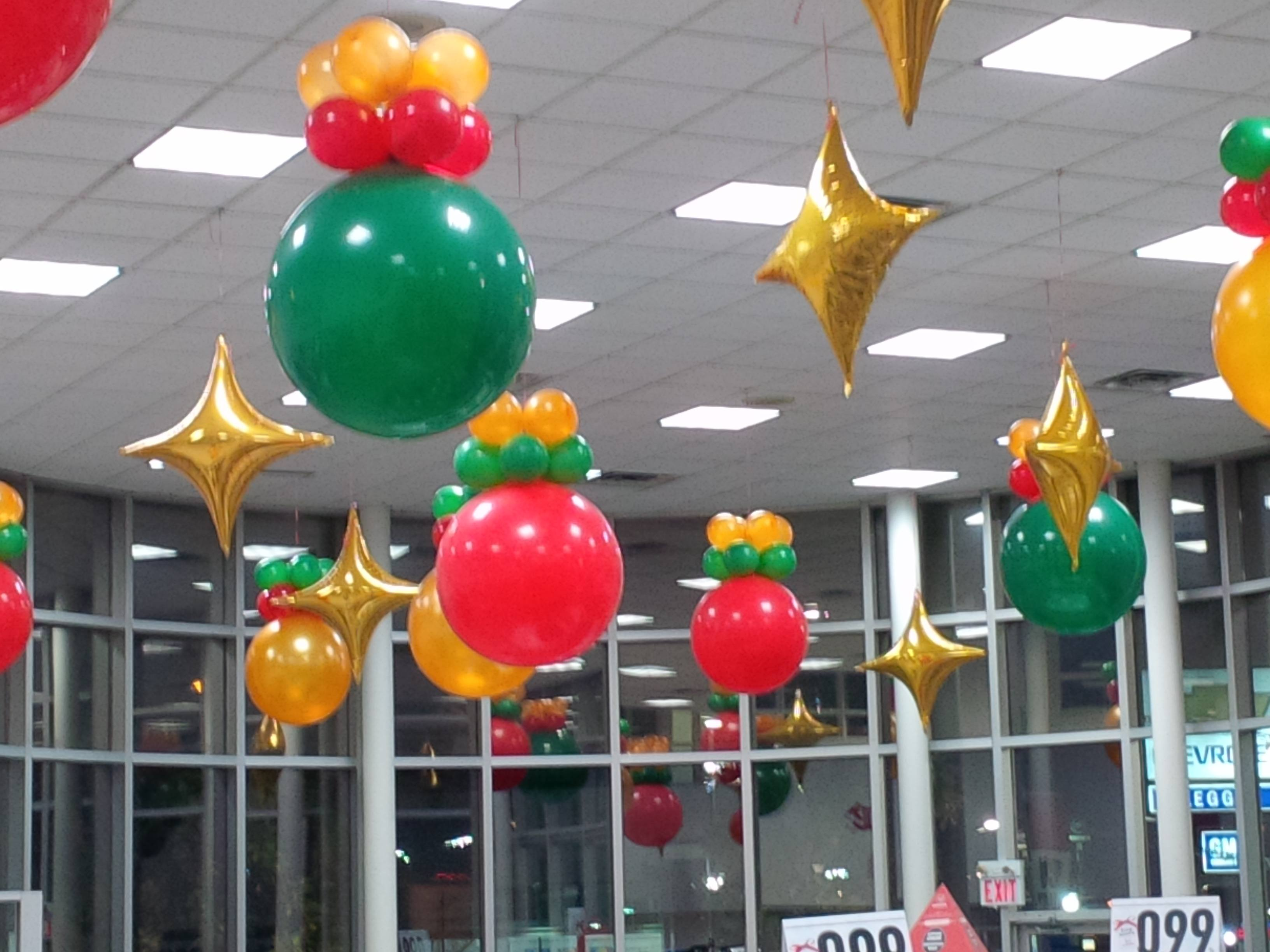 Best Balloon Ceiling Decorations This Month